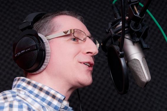 Werner Schlosser podcast-ontwikkelaar van Let's Learn!