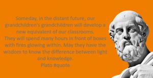 wijze woorden van Plato