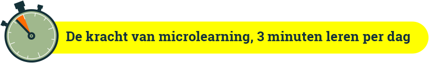 kracht microlearning