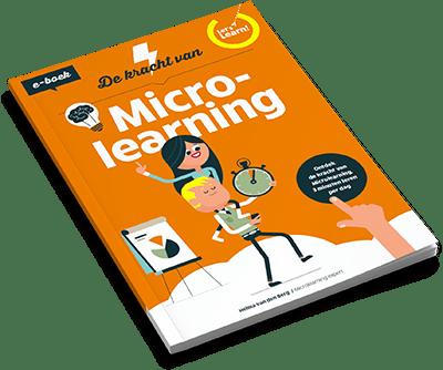 e-boekKrachtvanMicrolearning