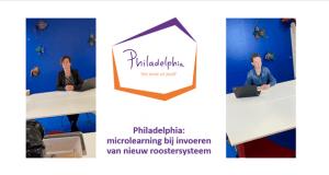 Philadelphia kiest microlearning