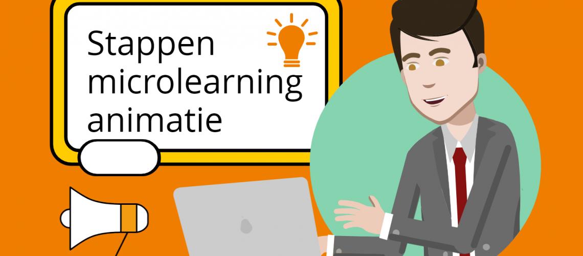 maken microlearning animatie