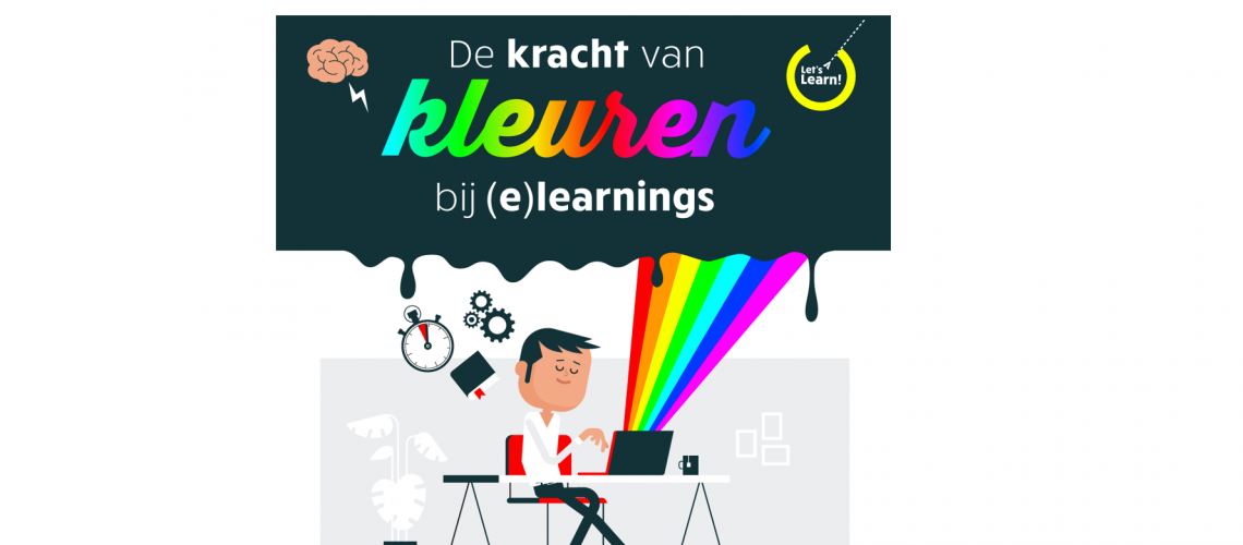 Kleurgebruik bij micro-of e-learning