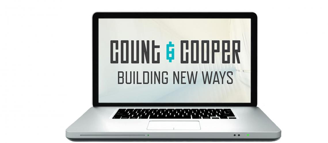 Count&Cooper: blended learning voor Slidewriting