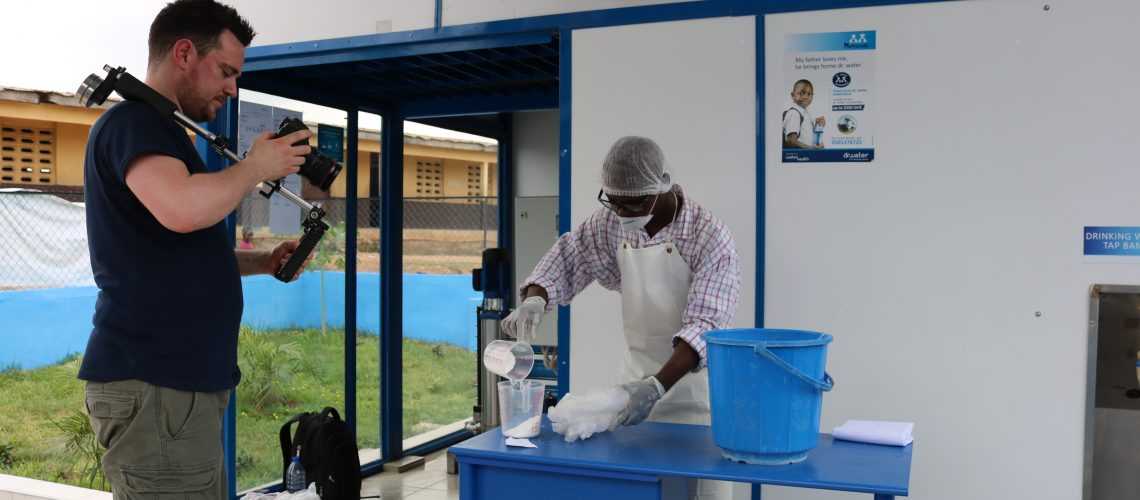 waterproject Ghana